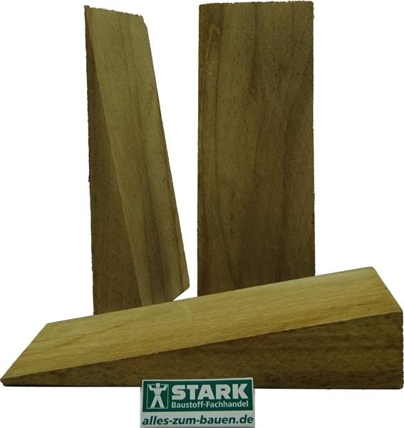 Holz Keile 180 8024 Mm Stark Baustoffe Fliesen Baumarkt
